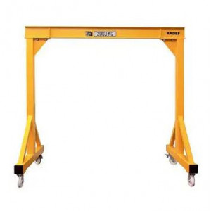 STEEL GANTRY THAT CAN BE...