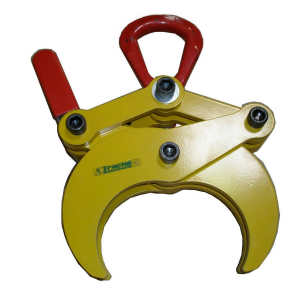 CLAMP FOR LIFTING ROUNDS...