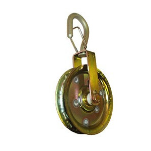 FREE PULLEY FOR ROPE