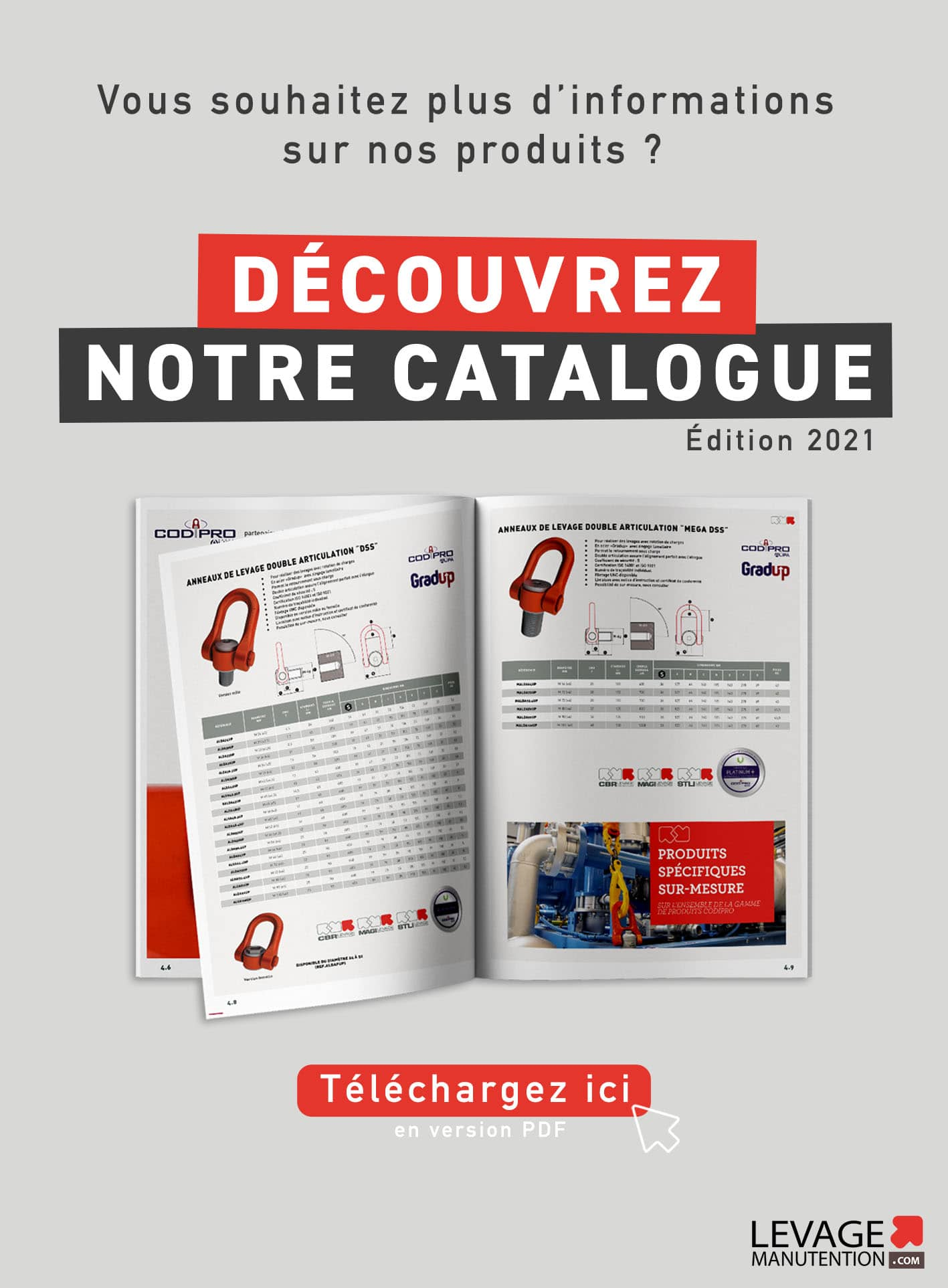 Catalogue CBR Levage